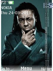 Lil Wayne 05 theme screenshot