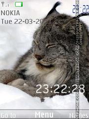 Lynx 03 tema screenshot