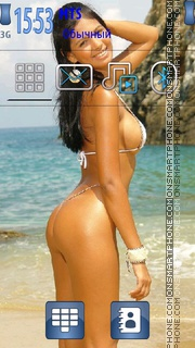 KarlaSpice tema screenshot