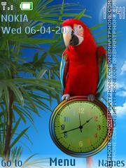 Colors of Summer theme screenshot