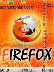 Mozilla Firefox 03 Theme-Screenshot