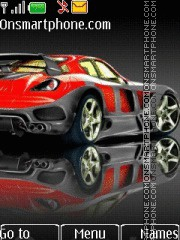 Cool Car 02 theme screenshot