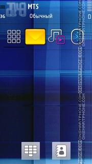 Dual Core 3d tema screenshot