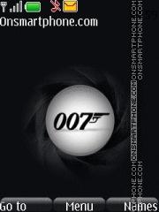 Скриншот темы 007 04