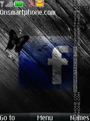 Facebook Broken es el tema de pantalla