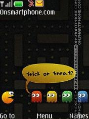 Скриншот темы Pacman 02