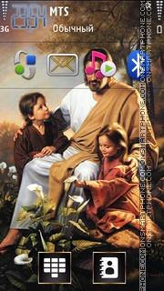 Jesus 10 es el tema de pantalla