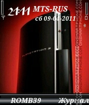 Zippo By ROMB39 theme screenshot
