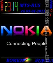 Nokia By ROMB39 theme screenshot