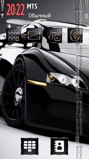 Bugatti 19 theme screenshot