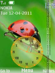 Spring theme theme screenshot