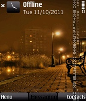 Without u laxxus Theme-Screenshot