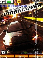 Need For Speed Undercover 02 tema screenshot