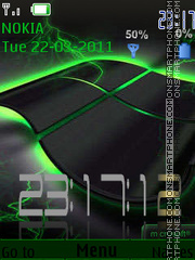 Windows Mobile 2011 01 theme screenshot