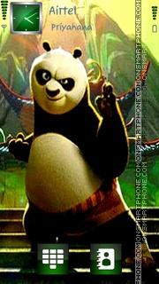 Kung Fu Panda 09 theme screenshot
