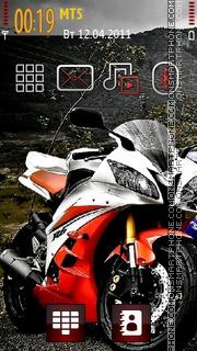 Yamaha 06 Theme-Screenshot