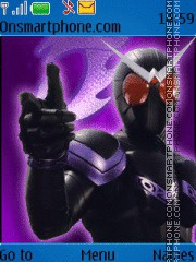 Kamen Rider Joker theme screenshot