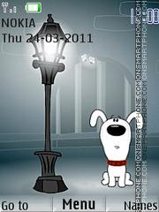 Cartoon 05 es el tema de pantalla