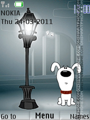 Cartoon 05 tema screenshot