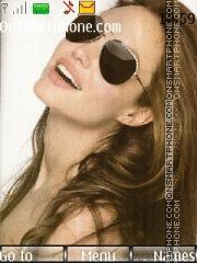 Angelina Jolie 22 es el tema de pantalla