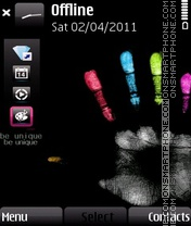 Be uniq laxxus theme screenshot