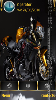 Superbike 2011 NEW tema screenshot