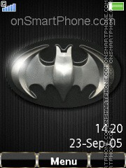 Capture d'écran Dark Knight 07 thème