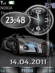 Bugatti Dual theme screenshot