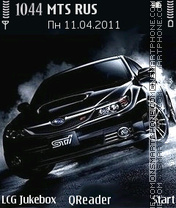 Impreza theme screenshot
