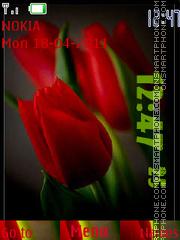 Your Tulips theme screenshot