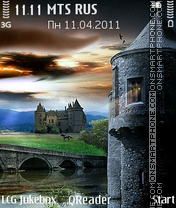 Castle theme screenshot