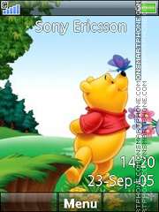 Pooh 09 theme screenshot