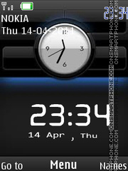 Original Htc S40 theme screenshot