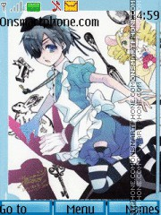 Ciel in Wonderland (OVA) theme screenshot