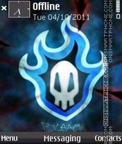 Bleach theme screenshot