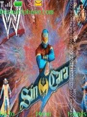 WWE Sin Cara es el tema de pantalla