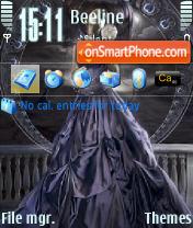 7 gr theme screenshot