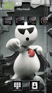 Zoozoo 01 theme screenshot