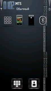 3d Iphone Icons theme screenshot