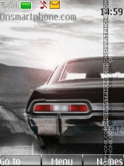 Chevrolet Impala theme screenshot