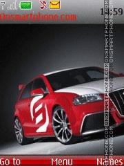 Audi A3 TDI clubsport quattro Concept tema screenshot
