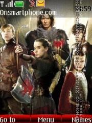 Chronicles Of Narnia es el tema de pantalla