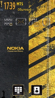 Nokia Best theme screenshot