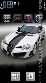Mercedes 3257 theme screenshot