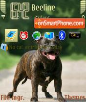 Bullmastif theme screenshot