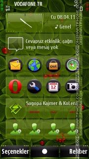 Foliage theme screenshot