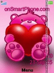 Bear In Love es el tema de pantalla