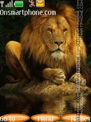 Lion 28 theme screenshot