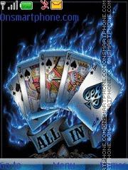 Poker 06 es el tema de pantalla