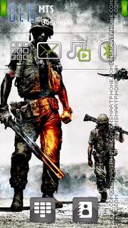 Battlefield Vietnam es el tema de pantalla